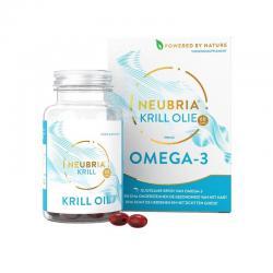 Krillolie - Omega-3