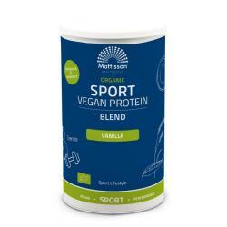 Organic sport vegan protein...