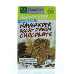 Haverkoekjes chocolade...