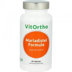 Mariadistel formule