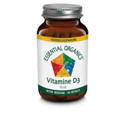 Vitamine D2 25 mcg