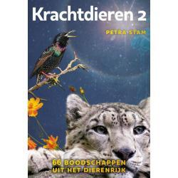 Krachtdieren 2 kaartenset