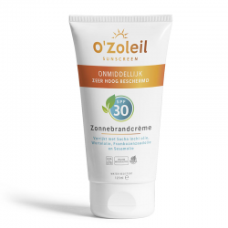 O'Zoleil Zonnebrandcrème Body SPF 30 GezondheidsWinkel