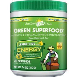 Green superfood energy...