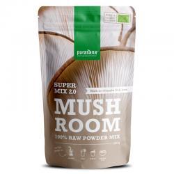 Mushroom poeder mix bio