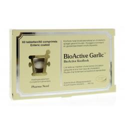 Bio active knoflook