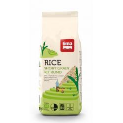 Rijst halfvol