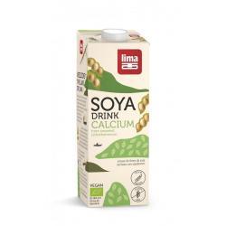 Soya drink calcium