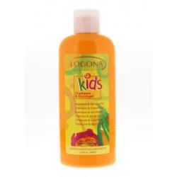 Kids 2 in 1 shampoo/douche