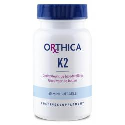 Vitamine K2 45 mcg