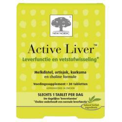 Active liver