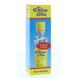 China olie