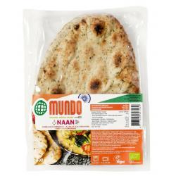 Naanbrood knoflook / koriander