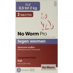No worm pro kitten