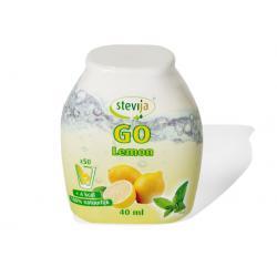 Stevia limonadesiroop go lemon