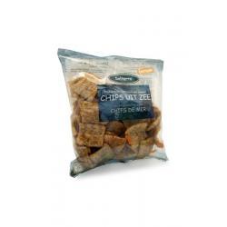 Chips uit zee gerookte paprika