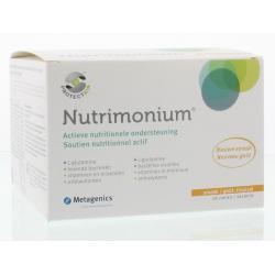 Nutrimonium tropical