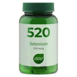 520 Selenium 200 mcg