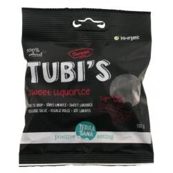 Zoete drop tubi's
