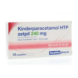 Paracetamol kinderen 240 mg