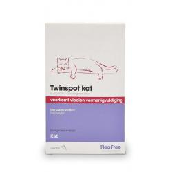 Flea free twinspot kat