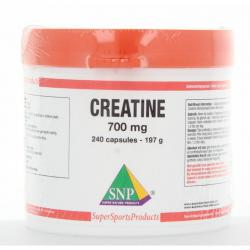 Creatine 700 mg puur