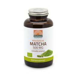 Matcha 500 mg camillia sinensis bio