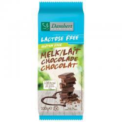 Chocoladetablet melk lactosevrij