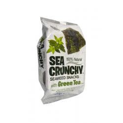 Nori zeewier snacks groene thee