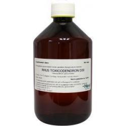 Rhus toxicodendron D30