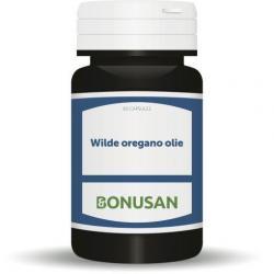 Wilde oregano olie