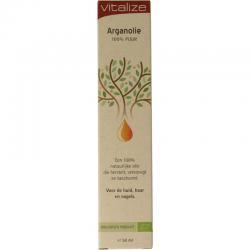 Nature's miracle argan oil
