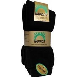 Thermo sokken 47-49 zwart