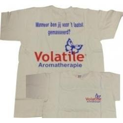 T-shirt gemasseerd XL