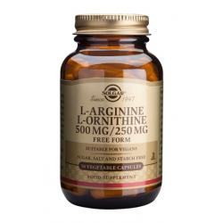 L-Arginine/L-Ornithine 500/250 mg