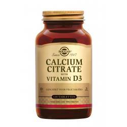 Calcium Citrate with Vitamin D-3