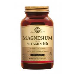 Magnesium with Vitamin B-6