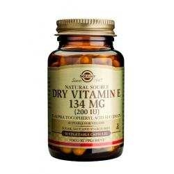 Vitamin E 134 mg/200 IU Dry