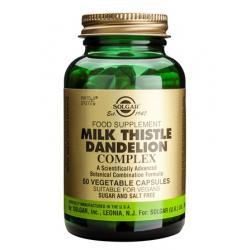 Milk Thistle/Dandelion Complex