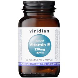 Natural Vitamin E 400 IU