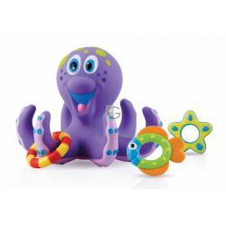 Nuby badspeeltje octopus