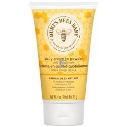 Burts bees baby creamto powder