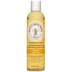 Burts bees baby shamp & body