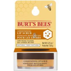 Burts bees lip scrub condit