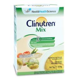 Clinutren mix instant kalk/gr