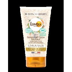 Lovea coco body scrub      bio