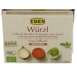 Eden bouillon groent gistv bio