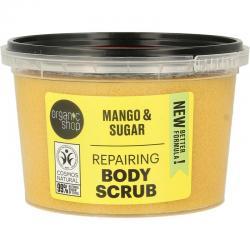 Organic shop scrub mango