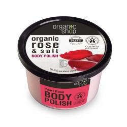 Organic shop polish pearl rose