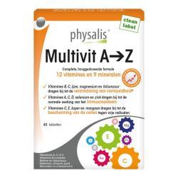 Physalis multivit a-z